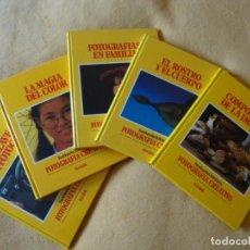 Libros: ENCICLOPEDIA DE LA FOTOGRAFÍA CREATIVA. Lote 196789952