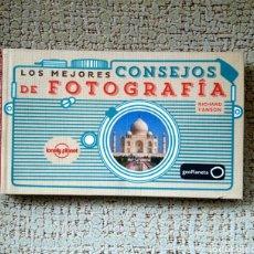 Libros: LOS MEJORES CONSEJOS DE FOTOGRAFÍA. Lote 197825466