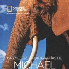 Libros: LAS MEJORES FOTOGRAFIAS DE MICHAEL NICHOLS - NATIONAL GEOGRAPHIC (NUEVO). Lote 198402532