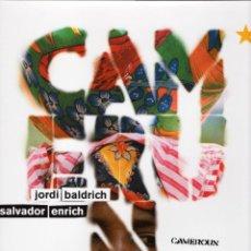 Libros: CAMERÚN [JORDI BALDRICH Y SALVADOR ENRICH][FUNDACIÓN PRIVADA SAMUEL ETO'O]. Lote 200244302