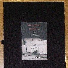 Libros: GRECO, ALBERTO; SANTAMARÍA, MONTSERRAT; ESTRADA, A. - ALBERTO GRECO EN PIEDRALAVES - PRIMERA EDICIÓN. Lote 201307061