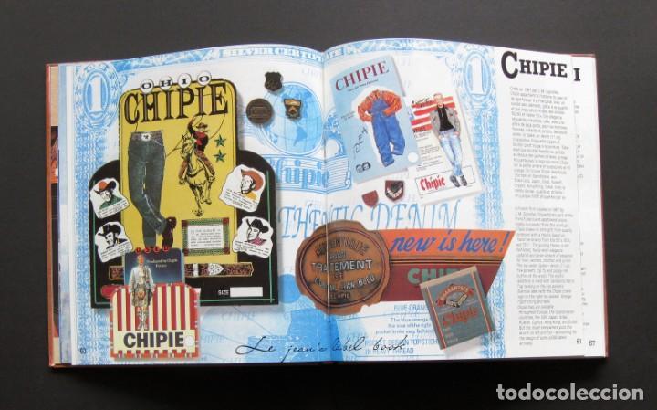 Libros: Le Jeans Label Book – Ruven Feder y J-M Glasman – Editions Yocar Feder 1990 - Foto 3 - 201684947