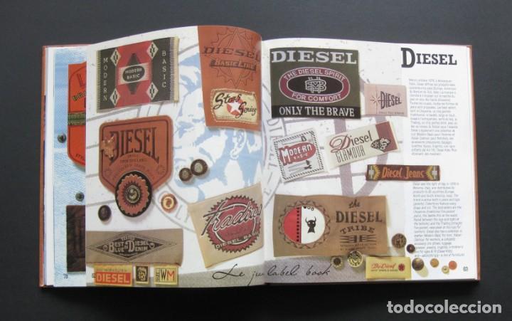 Libros: Le Jeans Label Book – Ruven Feder y J-M Glasman – Editions Yocar Feder 1990 - Foto 5 - 201684947