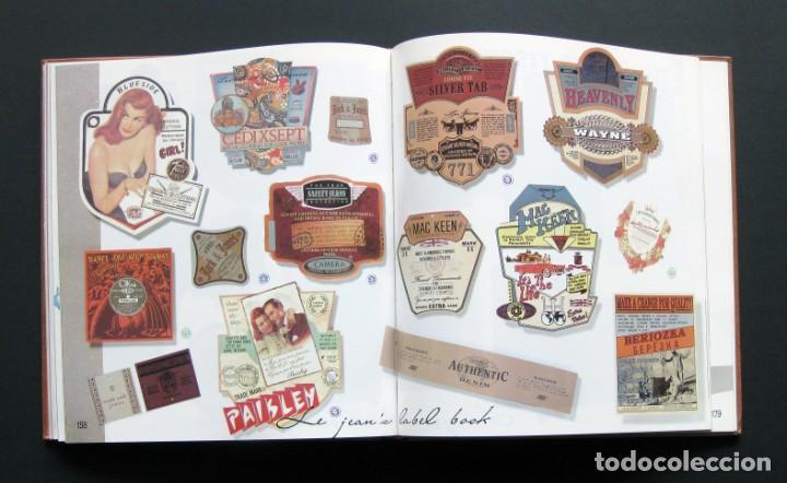 Libros: Le Jeans Label Book – Ruven Feder y J-M Glasman – Editions Yocar Feder 1990 - Foto 6 - 201684947