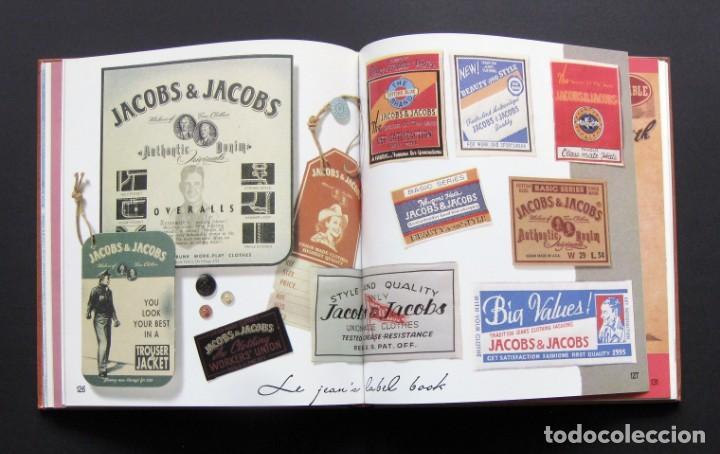 Libros: Le Jeans Label Book – Ruven Feder y J-M Glasman – Editions Yocar Feder 1990 - Foto 7 - 201684947