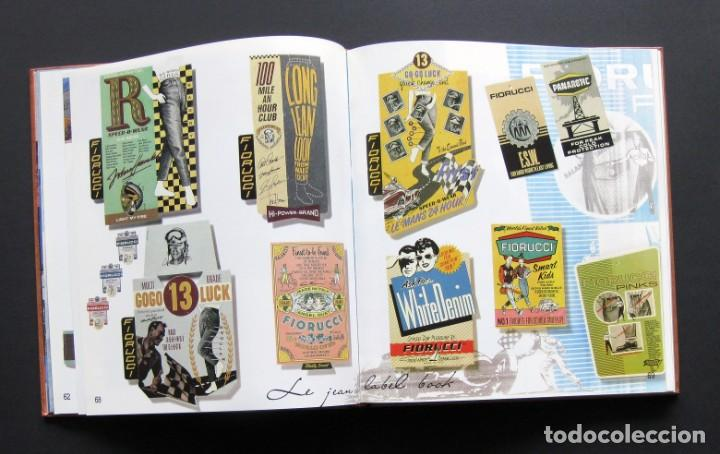 Libros: Le Jeans Label Book – Ruven Feder y J-M Glasman – Editions Yocar Feder 1990 - Foto 9 - 201684947