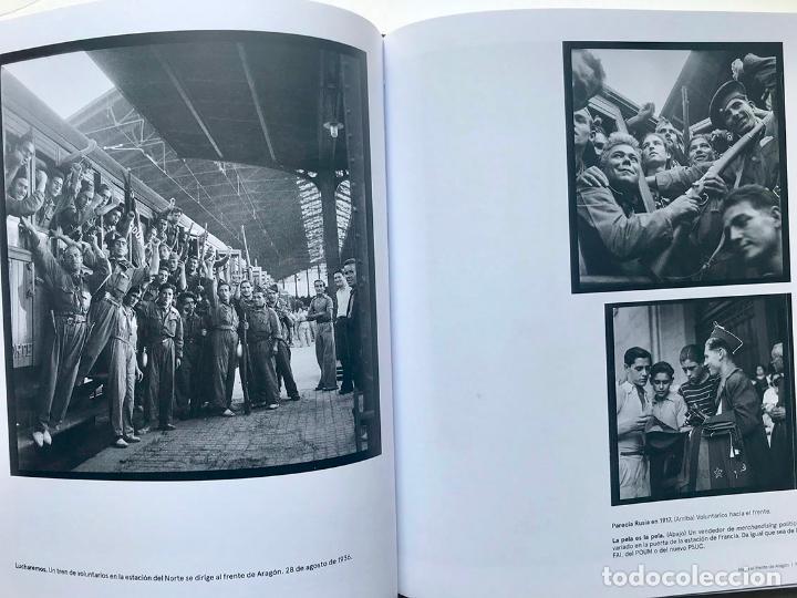 Libros: LA CAJA ROJA. LA GUERRA CIVIL FOTOGRAFIADA POR ANTONI CAMPAÑÀ - Foto 8 - 203903293