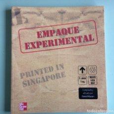 Libros: 11. EMPAQUE EXPERIMENTAL. Lote 204168735