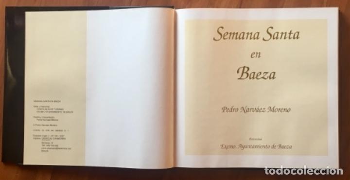 Libros: SEMANA SANTA EN BAEZA - Foto 2 - 205439542