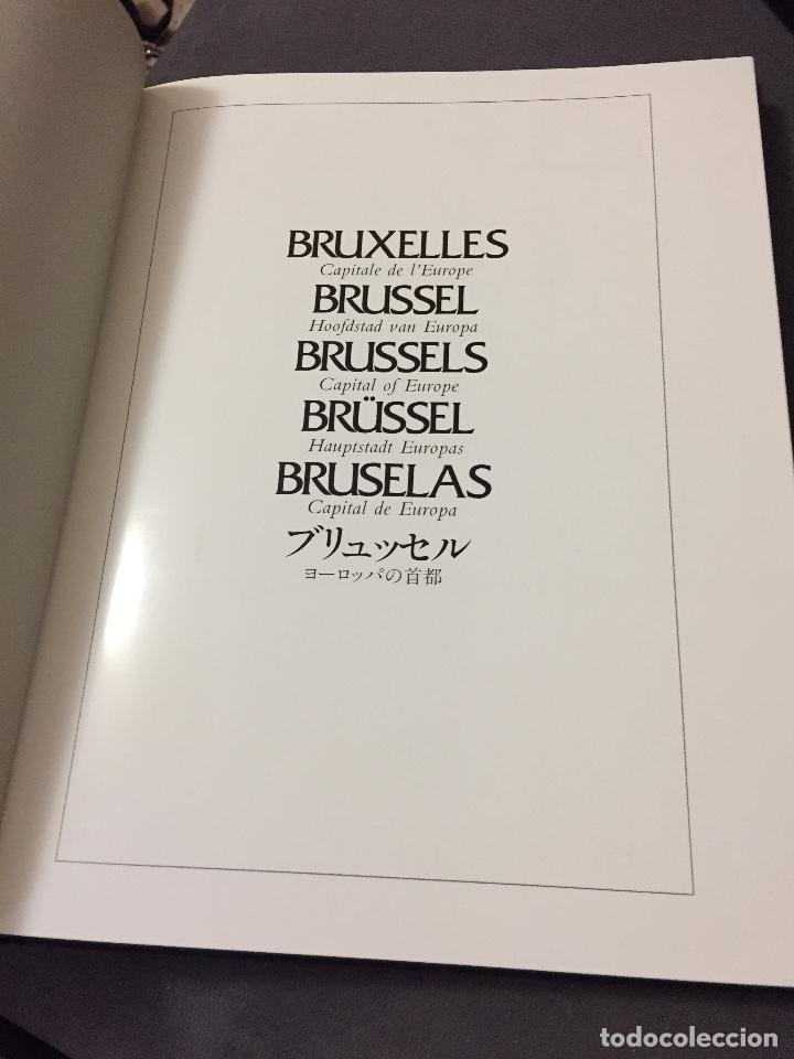 Libros: Brussels - Capital of Europe - Pierre Loze - Studio Claerhout - Foto 3 - 205610062