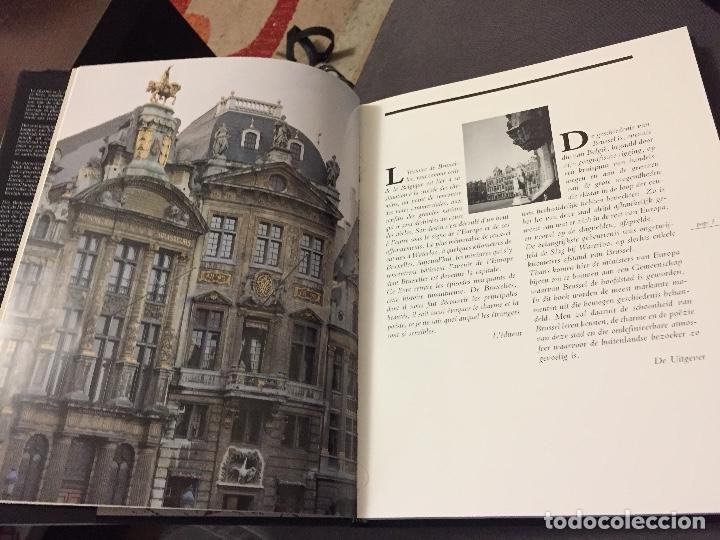 Libros: Brussels - Capital of Europe - Pierre Loze - Studio Claerhout - Foto 4 - 205610062
