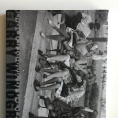 Libros: EL JUEGO DE LA FOTOGRAFÍA. THE GAME OF PHOTOGRAPHY. GARRY WINOGRAND. Lote 205834846