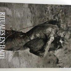 Libros: CRISTINA GARCÍA RODERO: RITUALES EN HAITI. Lote 205836545