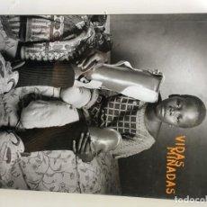 Libros: VIDAS MINADAS. GERVASIO SÁNCHEZ. Lote 205836962