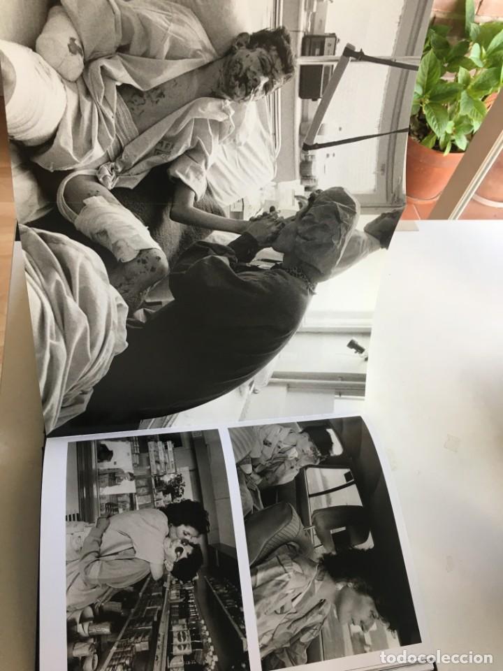 Libros: Vidas minadas. Gervasio Sánchez - Foto 3 - 205836962
