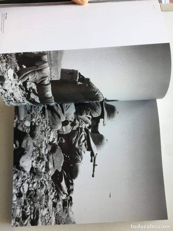 Libros: El viaje fotográfico de George Rodger. Humanidad Inhumanidad - Foto 4 - 205841051