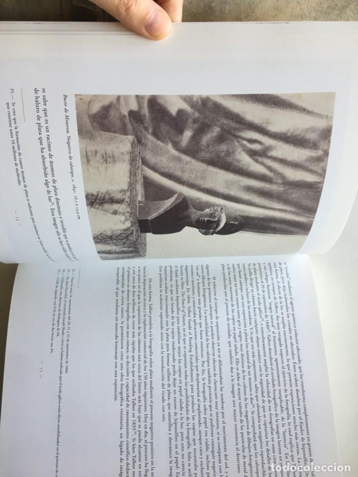 Libros: HUELLAS DE LA LUZ: EL ARTE Y LOS EXPERIMENTOS DE WILLIAM HENRY FOX TALBOT - Foto 4 - 205841572