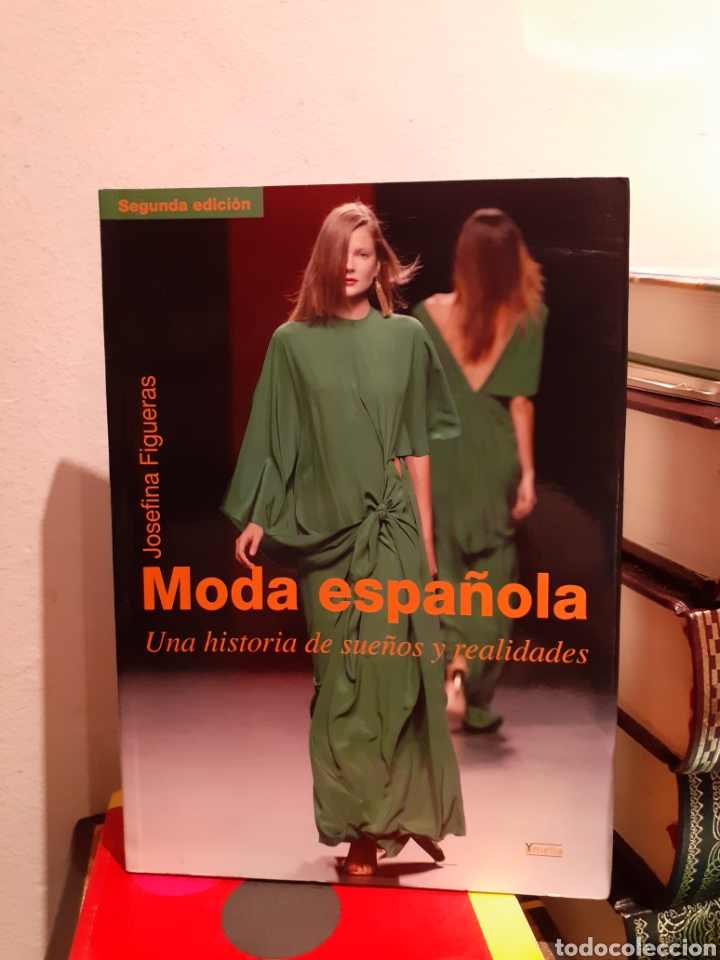 MODA ESPAÑOLA-JOSEFINA FIGUERAS (Libros Nuevos - Bellas Artes, ocio y coleccionismo - Diseño y Fotografía)