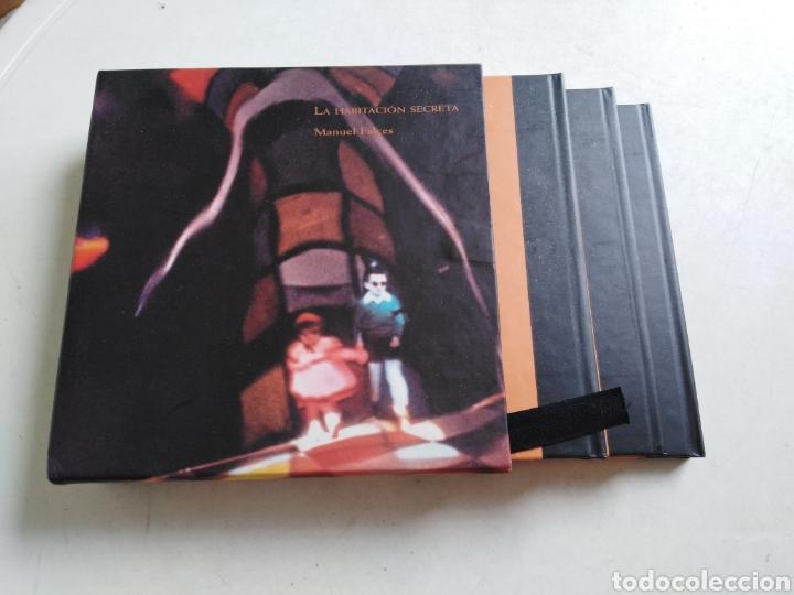 Libros: La habitación secreta - Manuel faces ( 3 libros ) - Foto 3 - 209670613