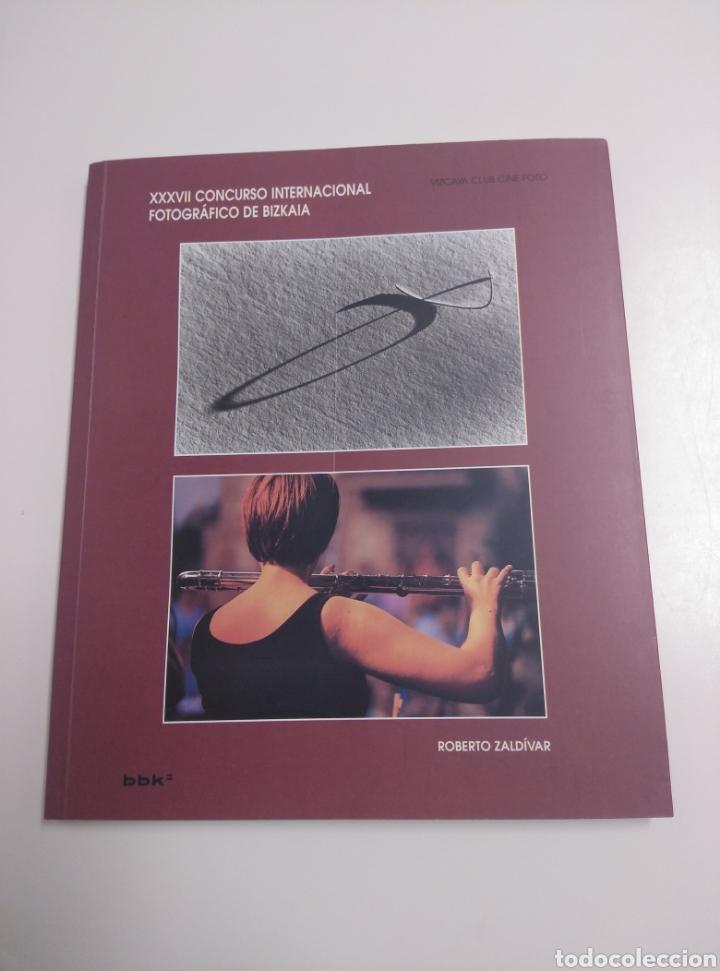 LIBRO DEL XXXVII CONCURSO INTERNACIONAL FOTOGRÁFICO DE BIZKAIA. (Libros Nuevos - Bellas Artes, ocio y coleccionismo - Diseño y Fotografía)