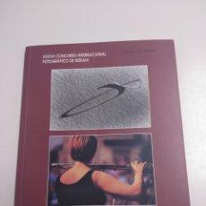 Libros: LIBRO DEL XXXVII CONCURSO INTERNACIONAL FOTOGRÁFICO DE BIZKAIA.. Lote 209881772
