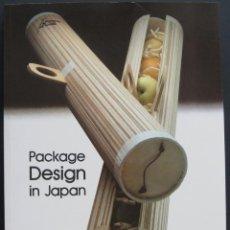Libros: PACKAGE DESIGN IN JAPAN – TASCHEN. Lote 210062175