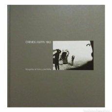 Libros: CARMEN AMAYA 1963 - FOTOGRAFÍAS DE COLITA Y JULIO UBIÑA. Lote 210328915