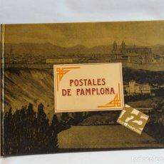 Libros: POSTALES DE PAMPLONA. Lote 210346177