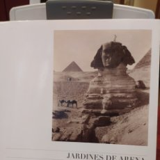 Libros: JARDINES DE ARENA. Lote 210726444