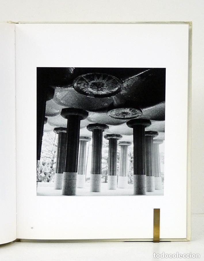 Libros: Atmósfera Gaudí. Fotografies de Joaquim Gomis. - Foto 3 - 211421156