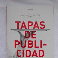 Libri: TAPAS DE PUBLICIDAD - EVA SANTANA - NUEVO. Lote 213885947