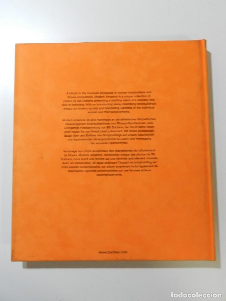 Libros: BILL DOBBINS - MODERN AMAZONS. TASCHEN FOTOGRAFÍAS CULTURISMO FEMENINO BODYBUILDERS FEMALE EROTICA - Foto 8 - 214247920