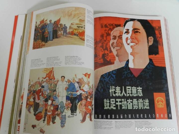 Libros: CHINESE POSTERS – TASCHEN 2003 FOTOGRAFÍAS TAPA BLANDA SOBRECUBIERTA - Foto 2 - 214249711