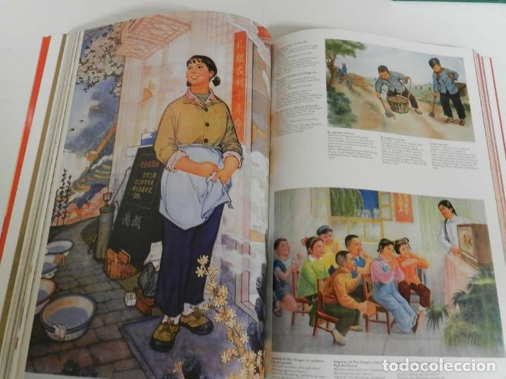 Libros: CHINESE POSTERS – TASCHEN 2003 FOTOGRAFÍAS TAPA BLANDA SOBRECUBIERTA - Foto 3 - 214249711