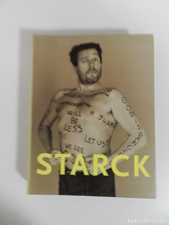 PHILIPPE STARCK - STARCK – TASCHEN 2000 FOTOGRAFÍAS TAPA BLANDA SOLAPAS (Libros Nuevos - Bellas Artes, ocio y coleccionismo - Diseño y Fotografía)