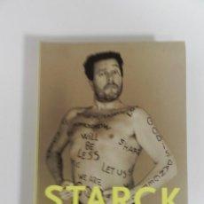 Libros: PHILIPPE STARCK - STARCK – TASCHEN 2000 FOTOGRAFÍAS TAPA BLANDA SOLAPAS. Lote 214250710