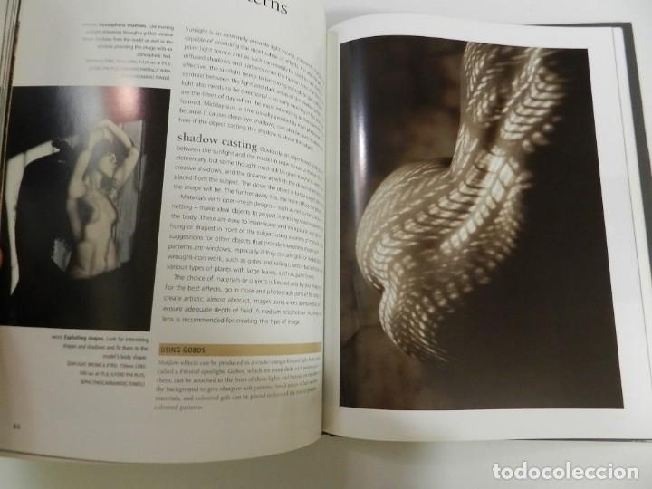 Libros: PHOTOGRAPHING THE NUDE - EN INGLÉS - TAPA DURA – 2002 DE MIKE CRAWLEY LIBRO FOTOGRAFÍA ERÓTICA - Foto 7 - 214261711