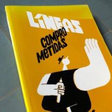 Libros: LÍNEAS COMPROMETIDAS CATALOGO ILUSTRADORES APIV. Lote 218990147