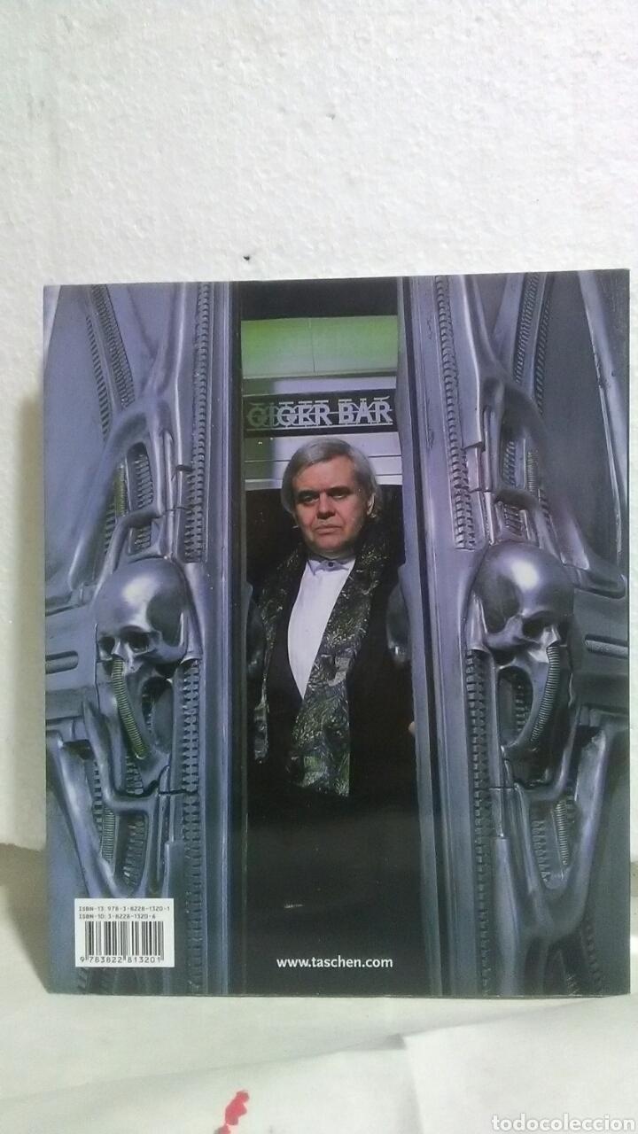 Libros: HR Giger Arh. Taschen. 2006 - Foto 2 - 219376630