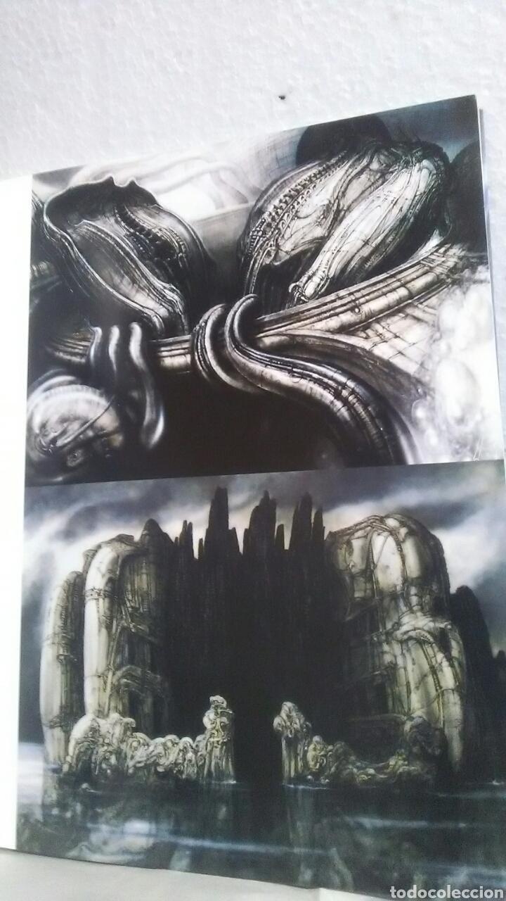 Libros: HR Giger Arh. Taschen. 2006 - Foto 4 - 219376630