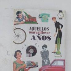 Libros: AQUELLOS MARAVILLOSOS AÑOS PABLO MARTIN AVILA. Lote 221823075