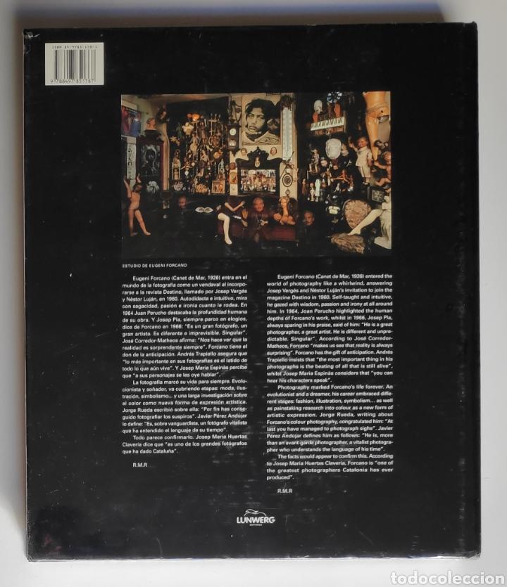 Libros: EUGENI FORCANO FOTOGRAFÍA LIBRO DESCATALOGADO - Foto 3 - 222329768