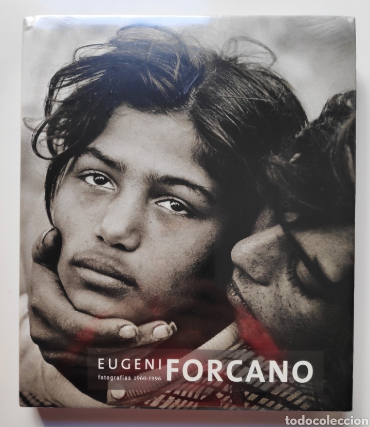 EUGENI FORCANO FOTOGRAFÍA LIBRO DESCATALOGADO (Libros Nuevos - Bellas Artes, ocio y coleccionismo - Diseño y Fotografía)