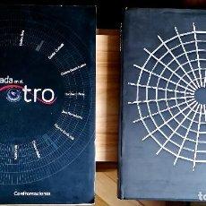 Libros: LOTE 2 LIBROS. LA MIRADA EN EL OTRO Y CHEMA MADOZ 2000-2005. Lote 223219760