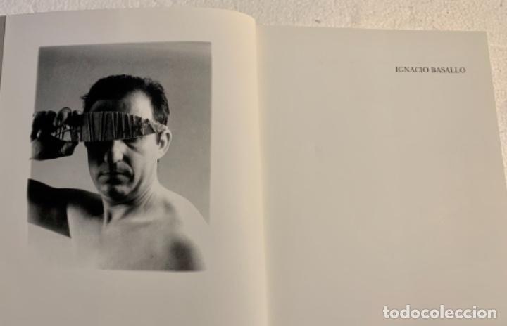 Libros: Ignacio Basallo. Catálogo Exposición. Casa da Parra. Xuño 1996. 23cm X 20cm - Foto 2 - 224940890