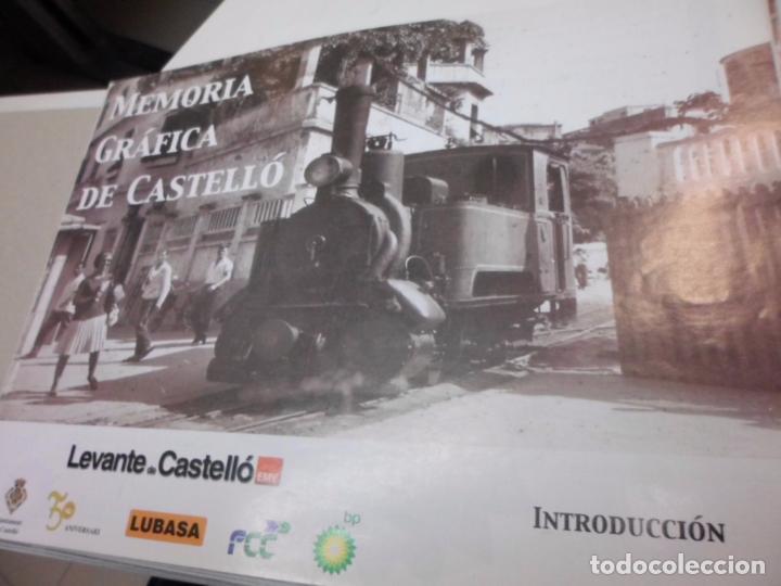 Libros: MEMORIA GRAFICA DE CASTELLON EN FASCICULOS - Foto 2 - 225076332