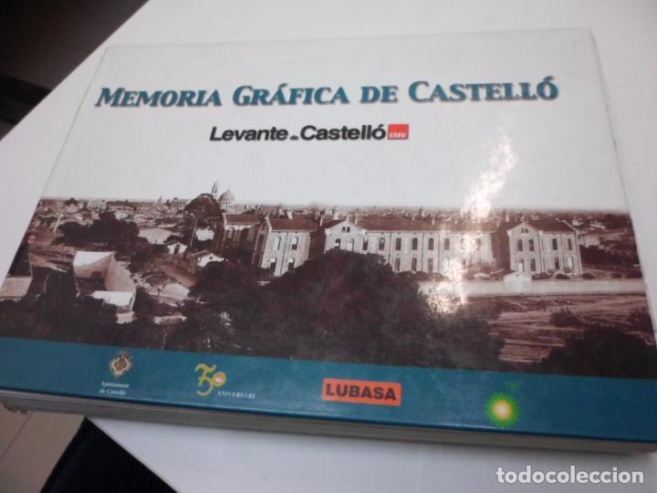 MEMORIA GRAFICA DE CASTELLON EN FASCICULOS (Libros Nuevos - Bellas Artes, ocio y coleccionismo - Diseño y Fotografía)