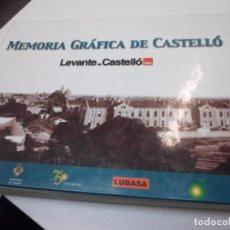 Libros: MEMORIA GRAFICA DE CASTELLON EN FASCICULOS. Lote 225076332
