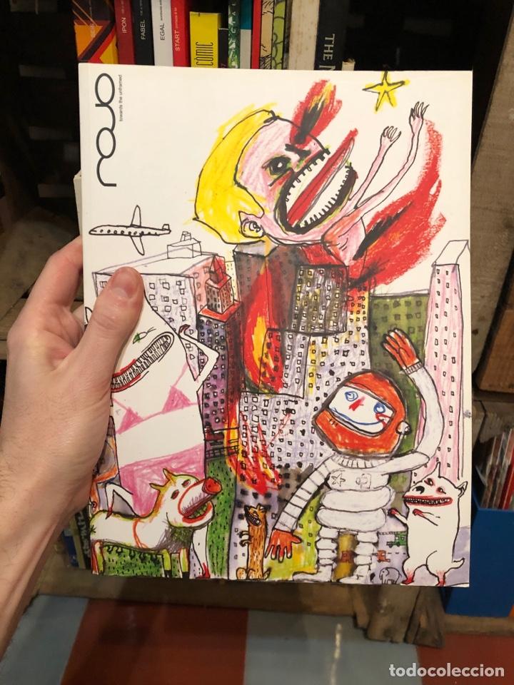 ROJO MAGAZINE: MABÚ (Libros Nuevos - Bellas Artes, ocio y coleccionismo - Diseño y Fotografía)