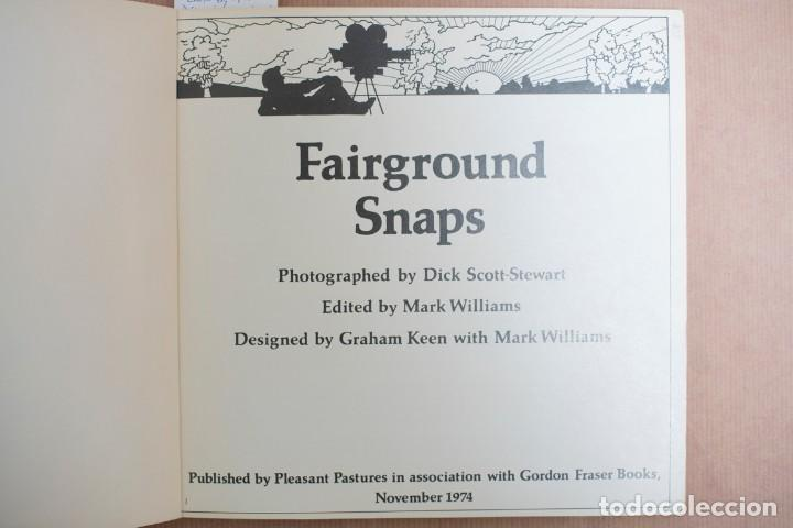 Libros: Fairground snaps/Mark Williams - Foto 3 - 236163385